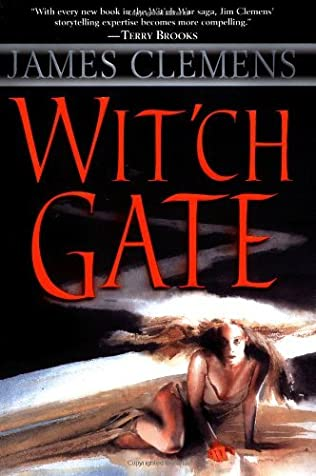 book cover of Wit\'ch Gate