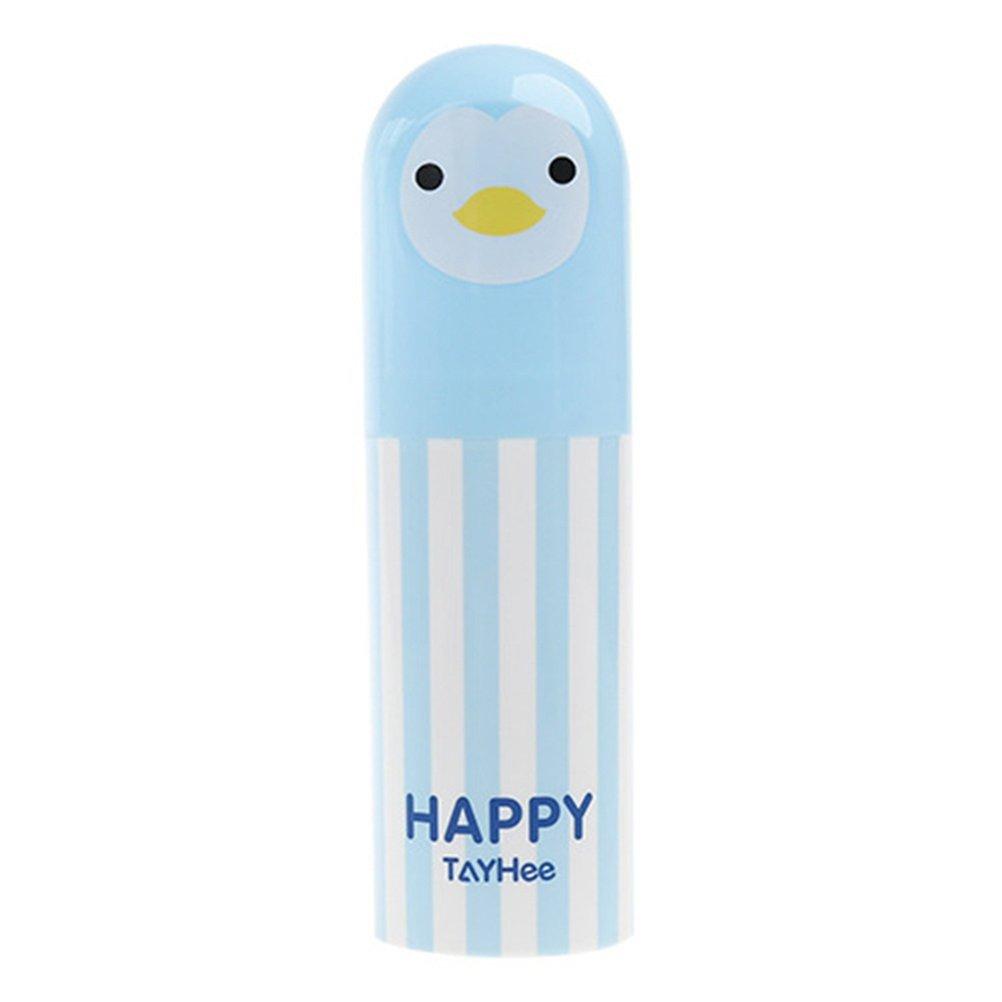 jellbaby Creative Cute Cartoon Animal Familia Fuerte Ventosa cepillo de dientes pasta de dientes Holder