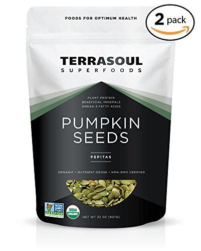 Top organic pumpkin seeds bulk