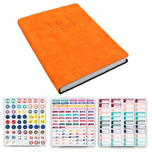 Daily Planner High Performance Planner Passion Planner Fitness Journal Monthly Weekly Daily Planner to Hit Your Goals…