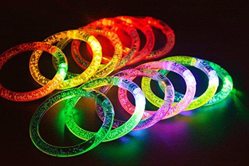 Light Up Bracelets Led - 6