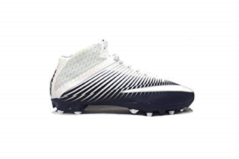 Nike Vapor Speed 2 3/4 TD CF Football Cleats (14, 白い/Navy)
