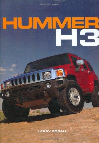 Hummer H3 (Launch book) (Car Hummer Model)