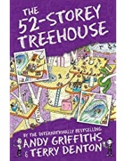 The 52-Storey Treehouse (The Treehouse Books): The Treehouse Books 05