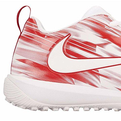 Nike Damp Varsity Lav Turf Slap Herre 923492-116 Hvid / Hvid-universitet Rød BlQWjI6iyC