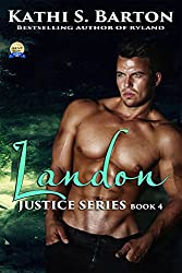 Landon: Justice Series _ Erotica Paranormal Romance