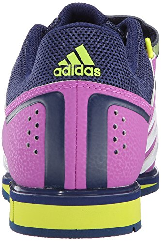 jaune Haltã©rophilie Chaussures Blanc Powerlift W Semi Performance Blanc Formateur Jaune Soleil Rose Rose Adidas 2 Sola nwIgv4TYqx