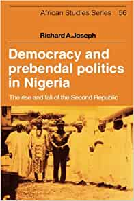 Nigeria's Transition to Democracy Proceeds, but Without Centerpiece