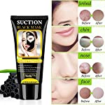 Charcoal Peel Off Mask,Activated Charcoal Face Mask,Blackhead Remover Mask,Black Mask,Purifying Peel-off Mask with Activated Charcoal, Deep Pore Cleanse for Acne