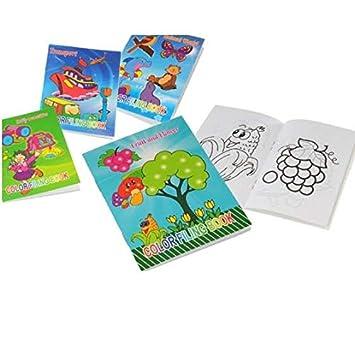 takestop® álbum Cuaderno Bloqueo Papel diseños para Colorear ...