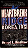 Heartbreak Ridge, Arned L. Hinshaw, 0671704257