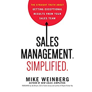 Sales Management. Simplified Audiobook