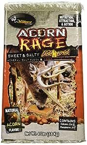 Amazon.com : Wildgame Innovations Acorn Rage Salt Block ...