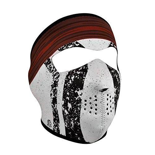 (ZANheadgear Neoprene Full Face Mask,)