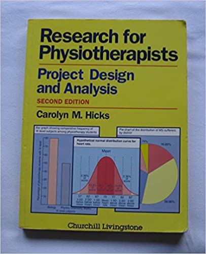 Research for Physiotherapists: Project Design and Analysis