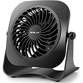 Amazon Com Opolar F401 Mini Usb Table Desk Personal Fan