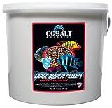Cobalt Aquatics Cichlid Large Pellet, 8 lb