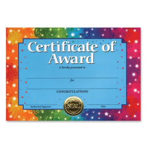 Certificate Of Award Certificate Greeting 5