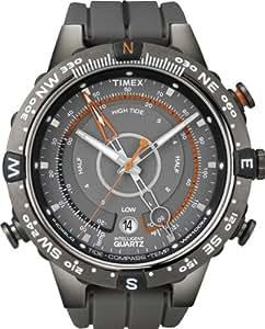 Timex Compass Reloj para hombres Brújula, marea, termómetro
