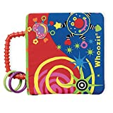 : Manhattan Toy Whoozit Photo Album Soft Cloth Book for Baby