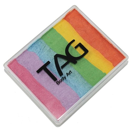 TAG FP Split Cake - Pearl Rainbow Delight (50g)