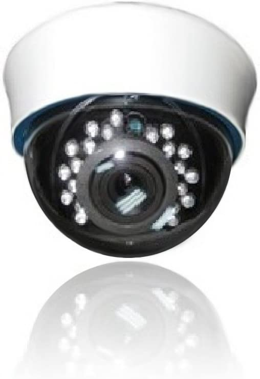 1/3 Sony Super HAD II CCD Dome Camera 420TVL Day and Night Vision 21 LEDs 2.8-11mm