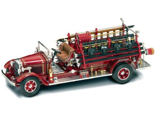 Yat Ming Scale 1:24 - 1932 Buffalo Type 50 Fire Engine