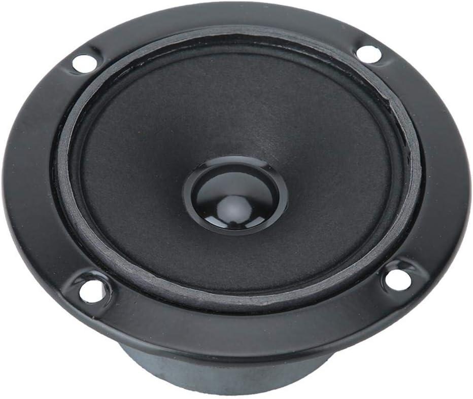 Denash Tweeter Speaker Dual Magnetic Audio Speaker Accessory Copper-Clad Aluminium 3inch 4Ohm 20W