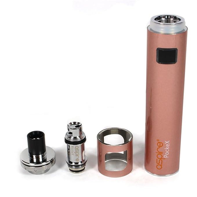 Aspire PockeX Kit, Rose Gold