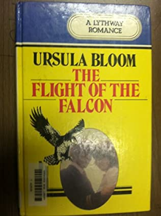 book cover of The Flight of the Falcon
