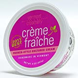 Cream Fresh, Creme Fraiche - 8 oz
