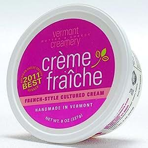 Cream Fresh, Creme Fraiche - 8 oz