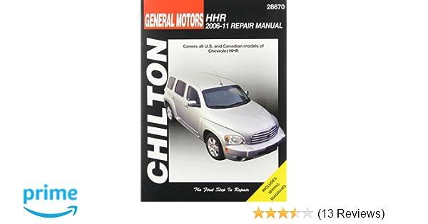hhr repair manual download