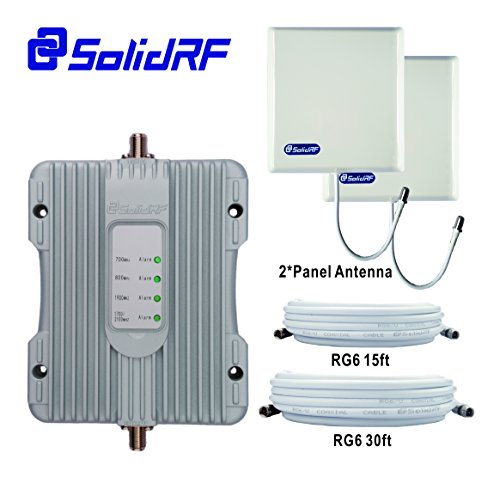 SolidRF BuildingForce 4G-M Cell Phone Booster For Home