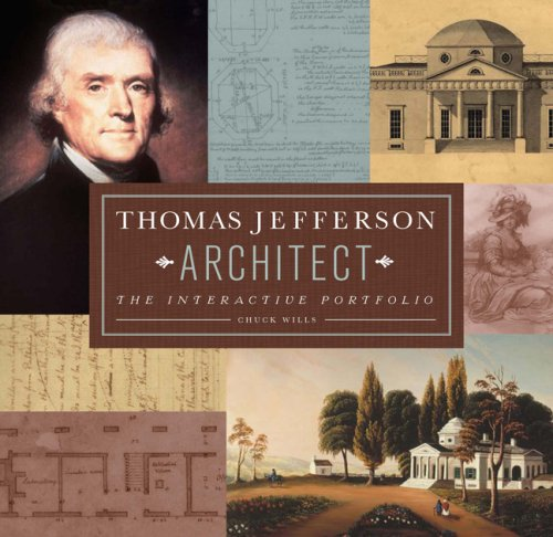 Thomas Jefferson: Architect: The Interactive Portfolio