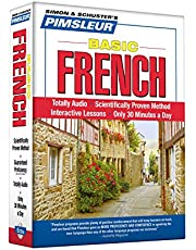 Pimsleur French Basic Course - Level 1 Lessons 1-10 CD: Learn to Speak and Understand French with Pimsleur Language Programs (Volume 1)