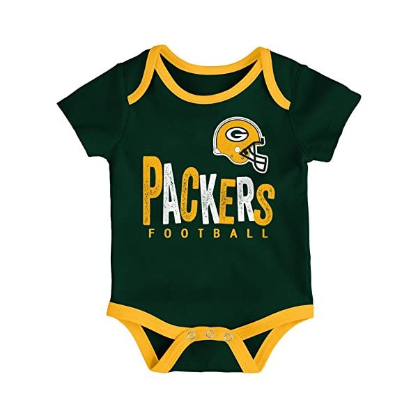 56578560 NFL by Outerstuff NFL Green Bay Packers Newborn & Infant Little ...