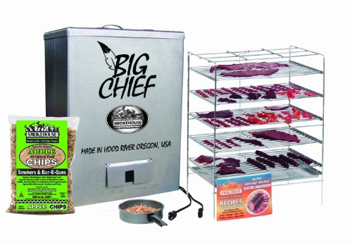 Smokehouse Products Big Chief Top Load Smoker (Smokehouse Products Jerky)