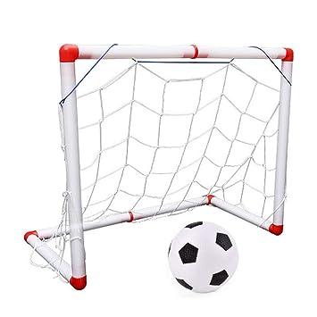 Nany - Juego de Red de portería de fútbol para Interior y Exterior ...
