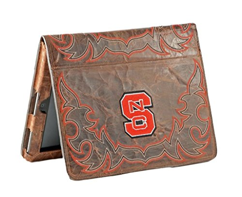 Gameday Boots NCAA North Carolina State Wolfpack NCS-IP052North Carolina State University iPad 2 Cover, Brass, One Size by Gameday Boots
