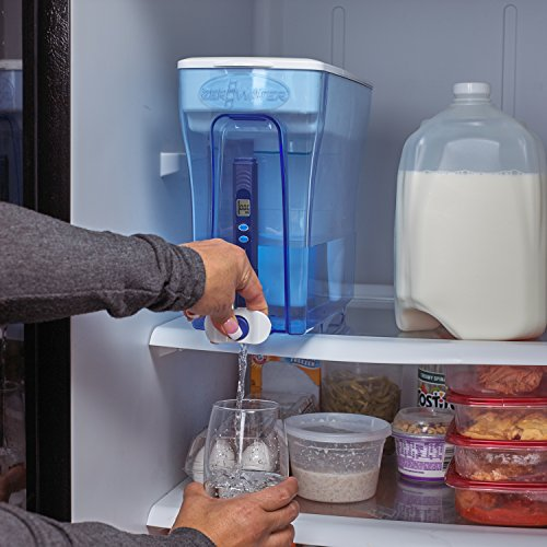 ZeroWater 23 Cup Dispenser with Free Water Quality Meter by ZeroWater (Image #5)
