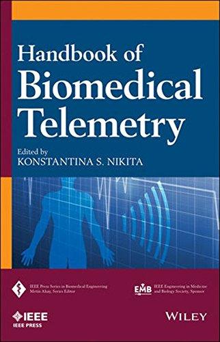 Handbook of Biomedical Telemetry (IEEE Press Series on Biomedical Engineering) (Safety Coupling Body)