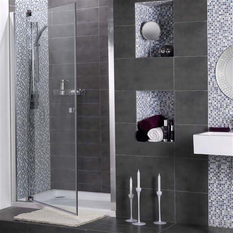 Ofelia 8 mm 700 - 900 millimeter ajustable para mampara de ducha ...