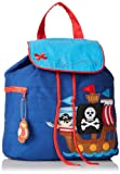 : Stephen Joseph Quilted Backpack, Pirate