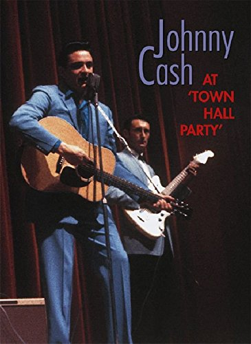 DVD : Johnny Cash - Town Hall Party 1958-1959 (DVD)