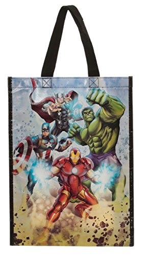 [Marvel Avengers Trick or Treat Bag] (Captain America Movie Treat Bag)