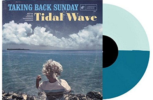 Taking Back Sunday - Tidal Wave Exclusive Turquoise Vinyl in Gatefold Jacket LP