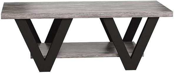 Coaster Home Furnishings Angled Leg Coffee Table