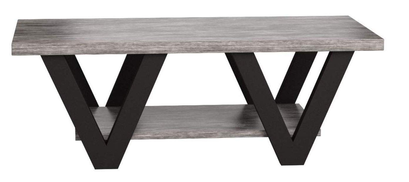 Marvelous Coaster Home Furnishings Angled Leg Coffee Table Black And Grey Camellatalisay Diy Chair Ideas Camellatalisaycom