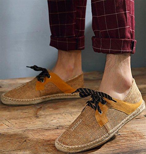 Zapatos De Lona De Satuki Para Hombres, Zapatillas Clásicas De Deporte Atléticas Ligeras Con Cordones A